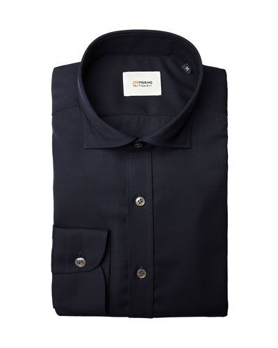 Woven Shirt Extra Long