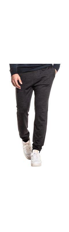 Joe Sweatpants Extra Long Antracite Grey