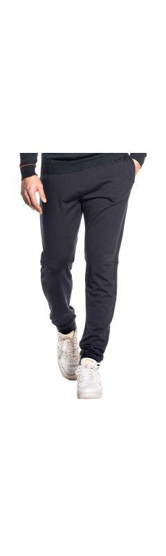 Joe Sweatpants Extra Long Blue Grey