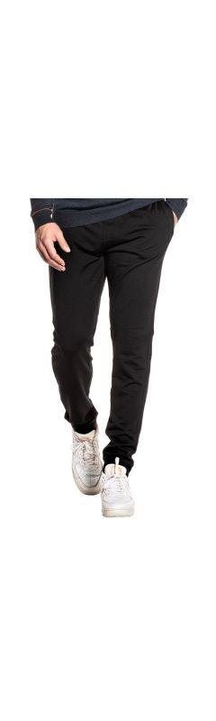 Joe Sweatpants Extra Long Deep Black