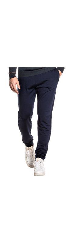 Joe Sweatpants Extra Long Navy Blue