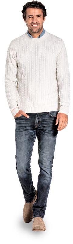 Joe Cable Wool White
