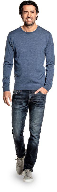 Joe Classic Crew Jeans Blue