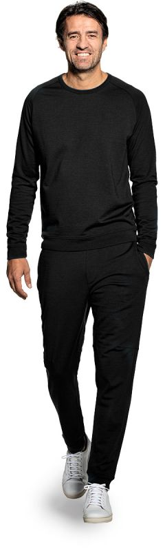 Joe Sweatshirt Deep Black
