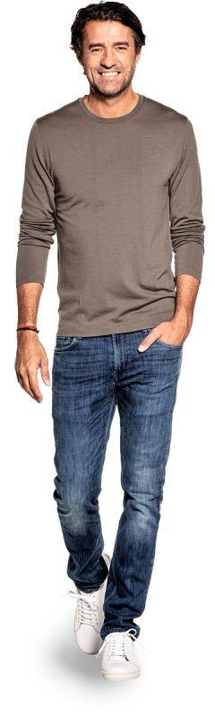 Shirt Long Sleeve Military