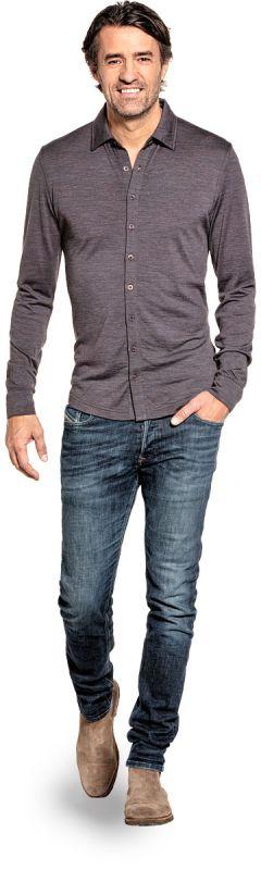 Joe Shirt Button Up Interesting