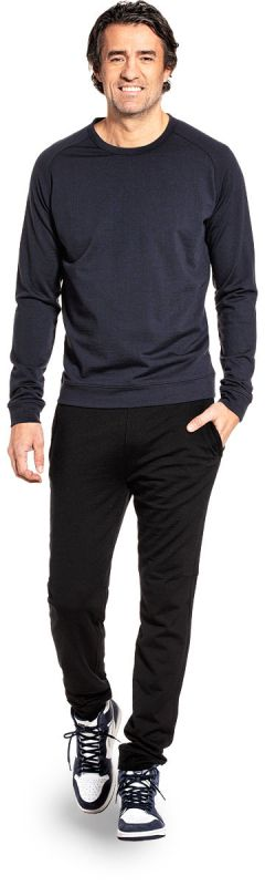 Joe Sweatshirt Blue Grey