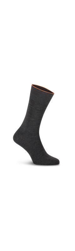 Joe Sock Fine Antra Grey 3-Pack