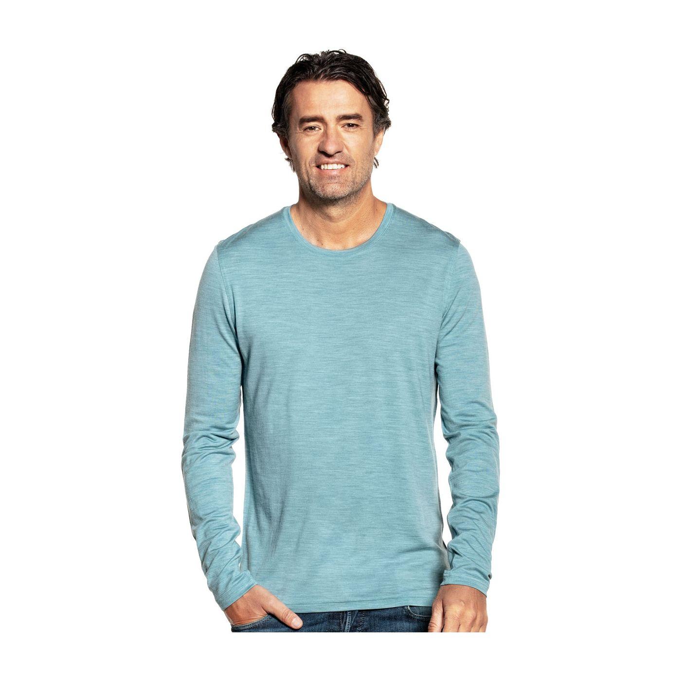 Shirt Long Sleeve Mythos Blue