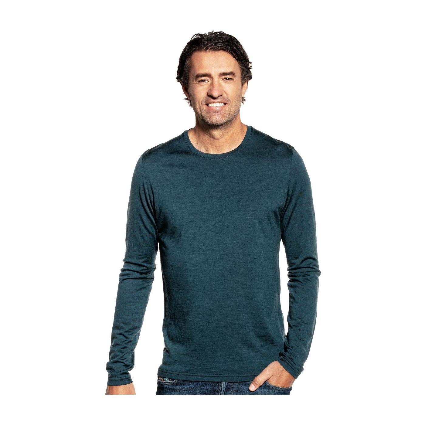 Shirt Long Sleeve Proud Peacock