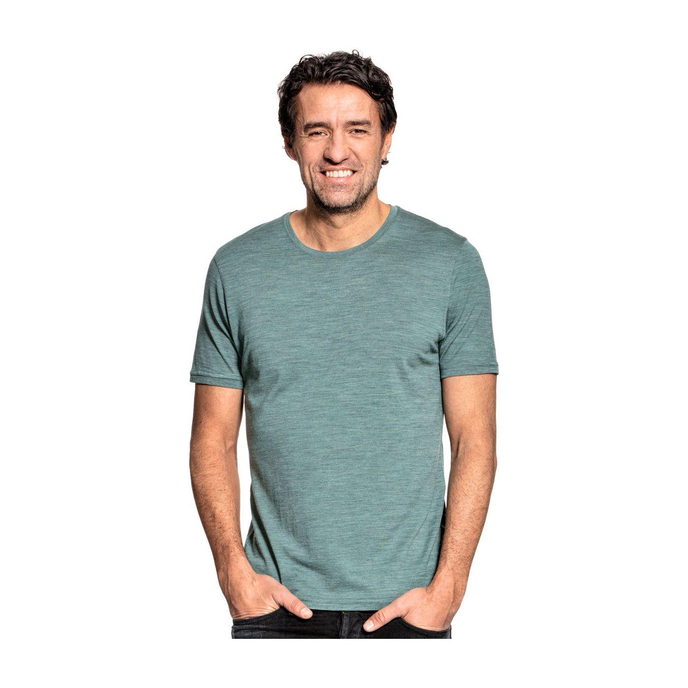 Joe Shirt Round Neck Cloud Forest