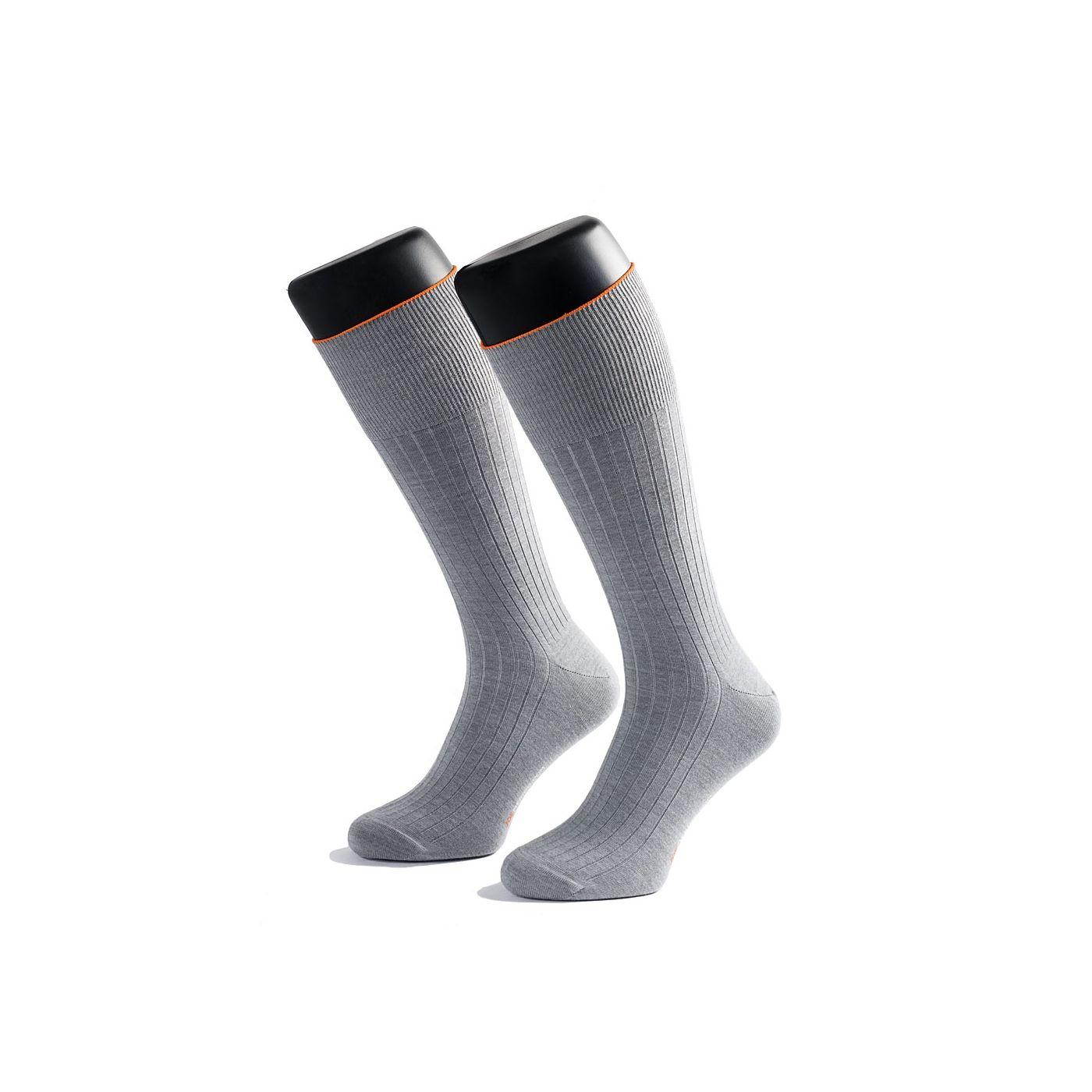 Socks for men made of Merino wool in