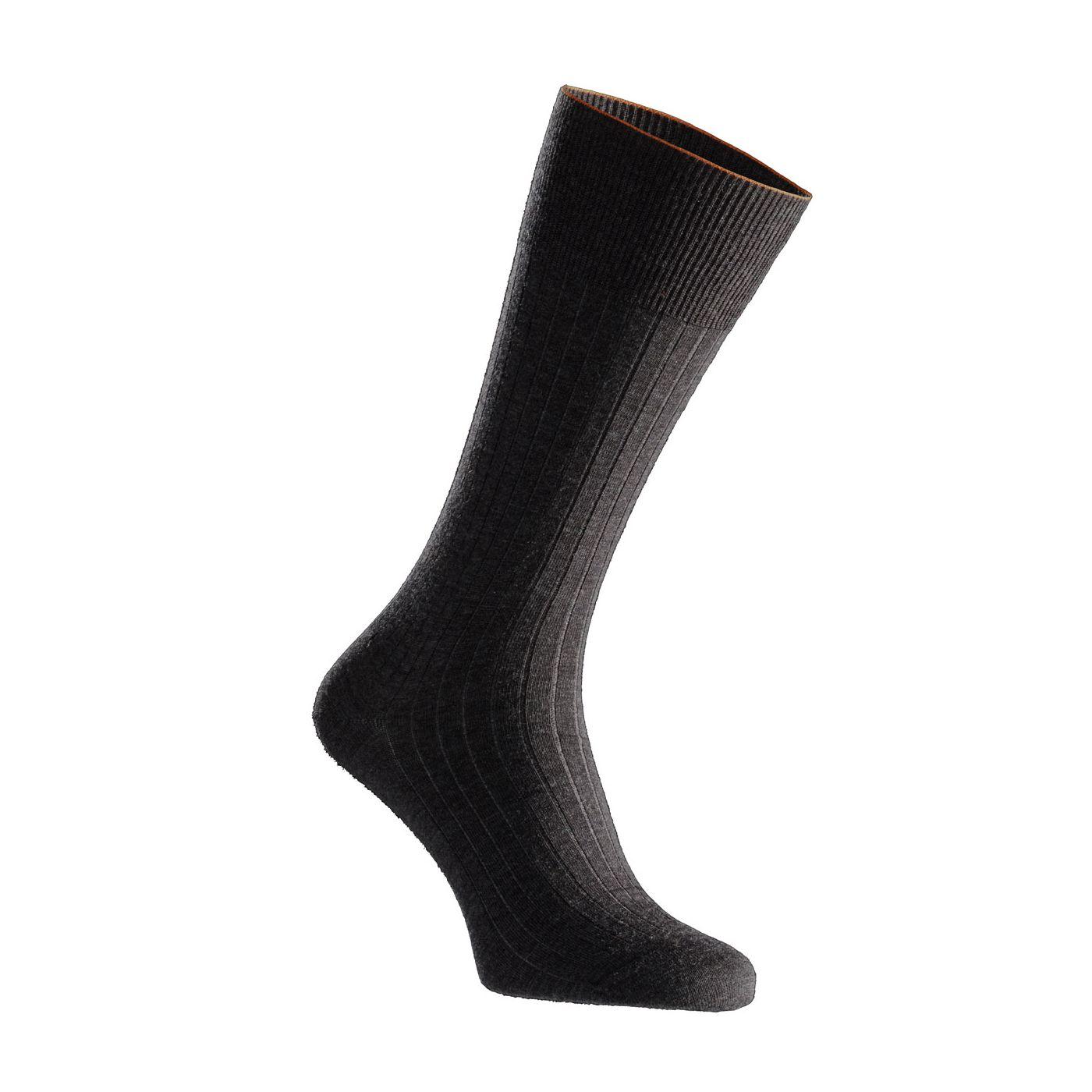 Sokken voor mannen gemaakt van merinowol in het