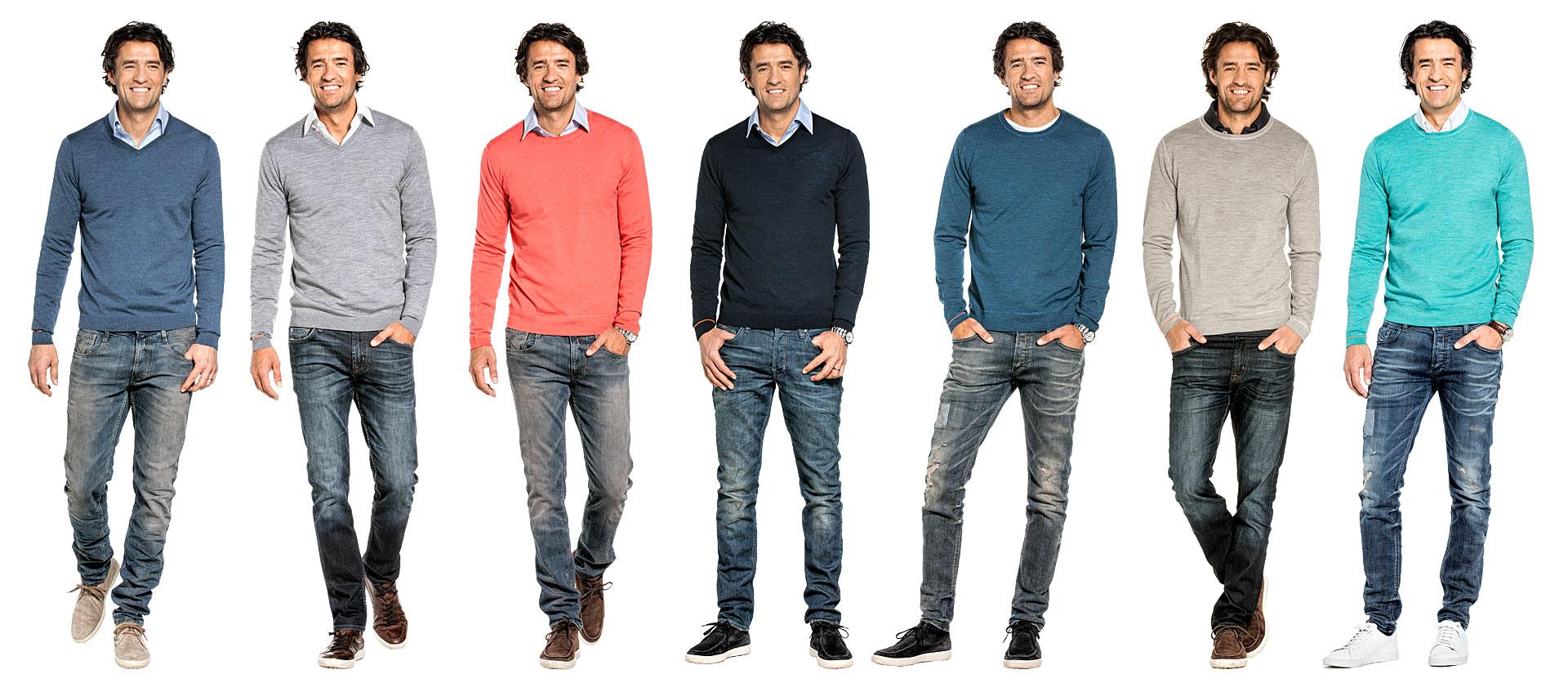 Atmungsaktive Sommer-Shirts für Herren aus feinster Merino-Wolle von Joe Merino.