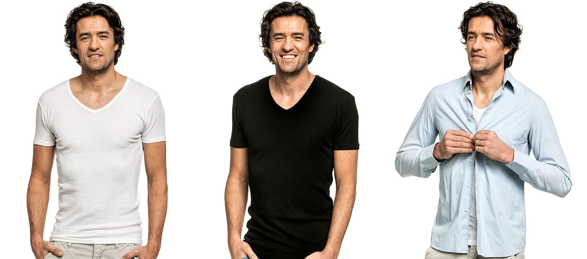 Merino Shirt von Joe Merino: Hochwertige Qualität und höchster Komfort von Joe Merino.