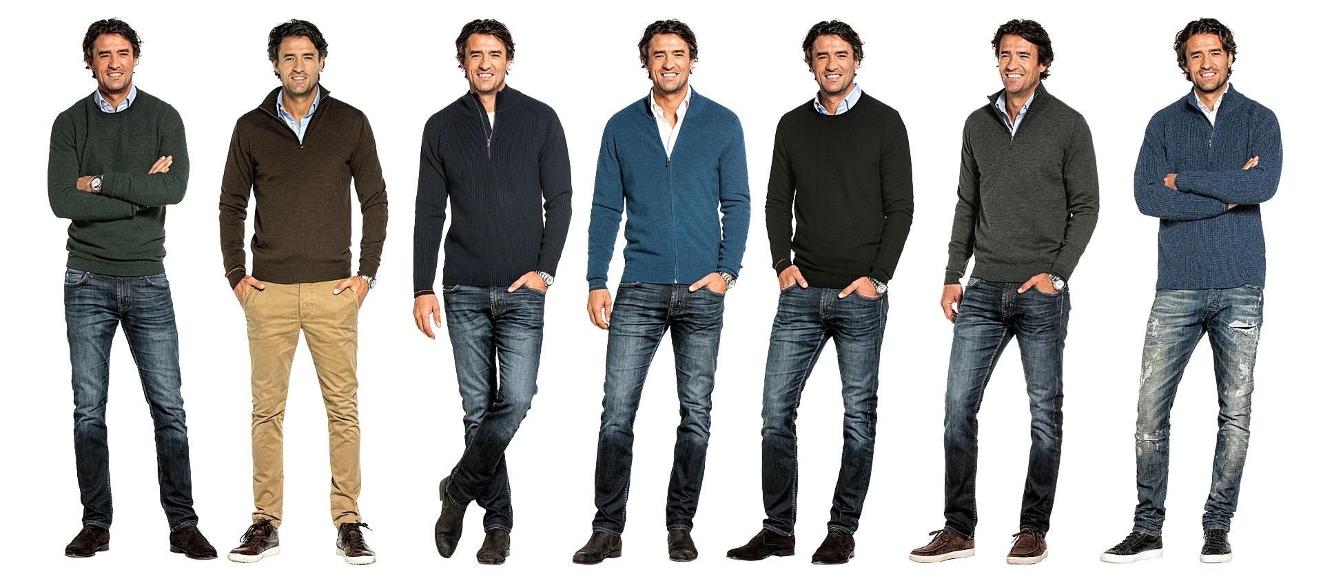 Warme Winterpullover aus 100% Merinowolle finden Sie bei Joe Merino, dem Online Shop für hochwertige Herrenpullover.