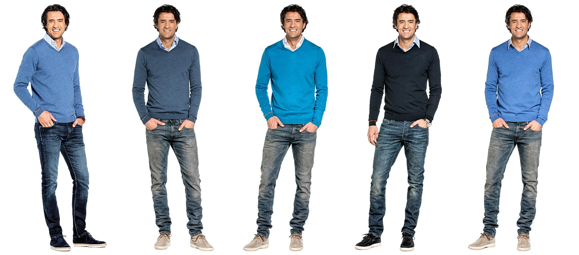 Pullover von JoeMerino: Die perfekten Pullis für Herren aus 100% Merinowolle