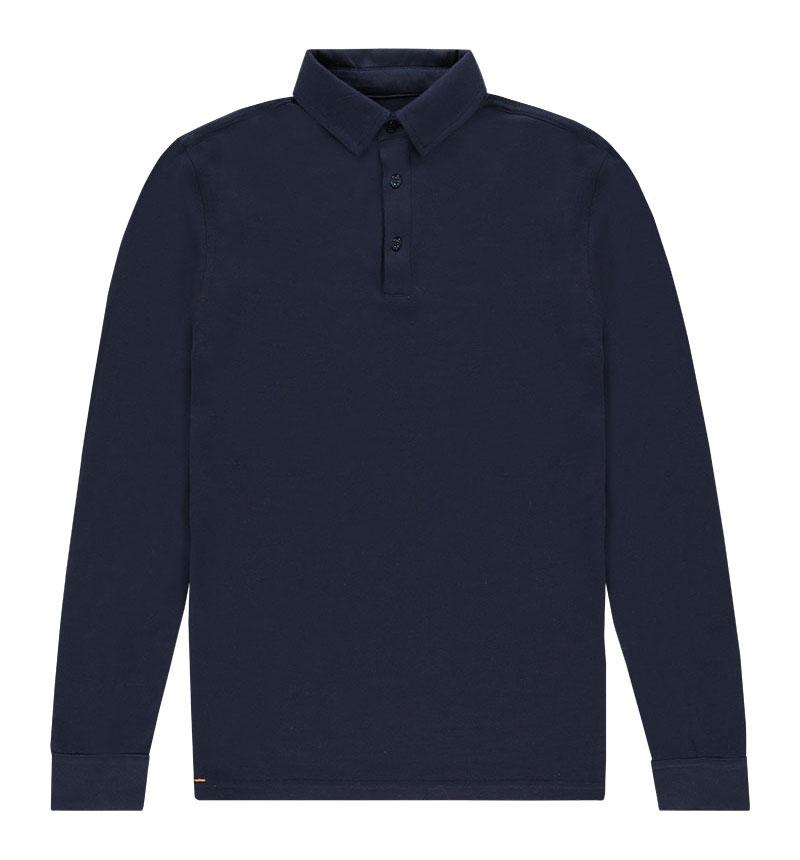 Shirt Polo Long Sleeve