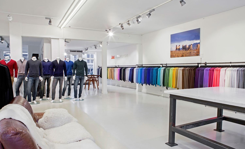 Joe Merino Amsterdam Store