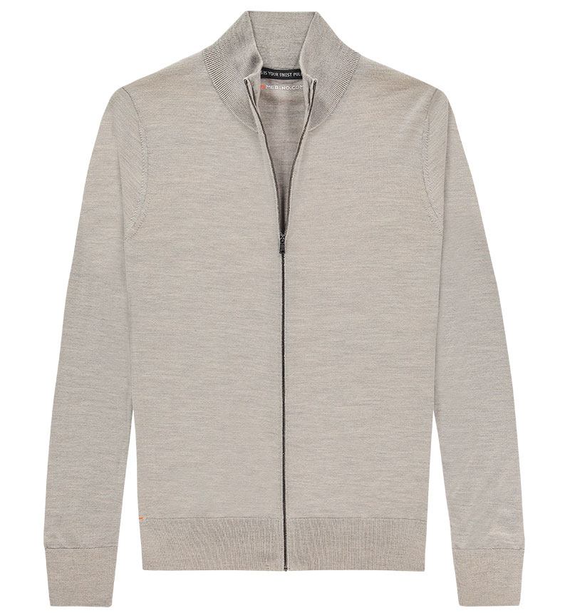 Riva Cardigan Zip