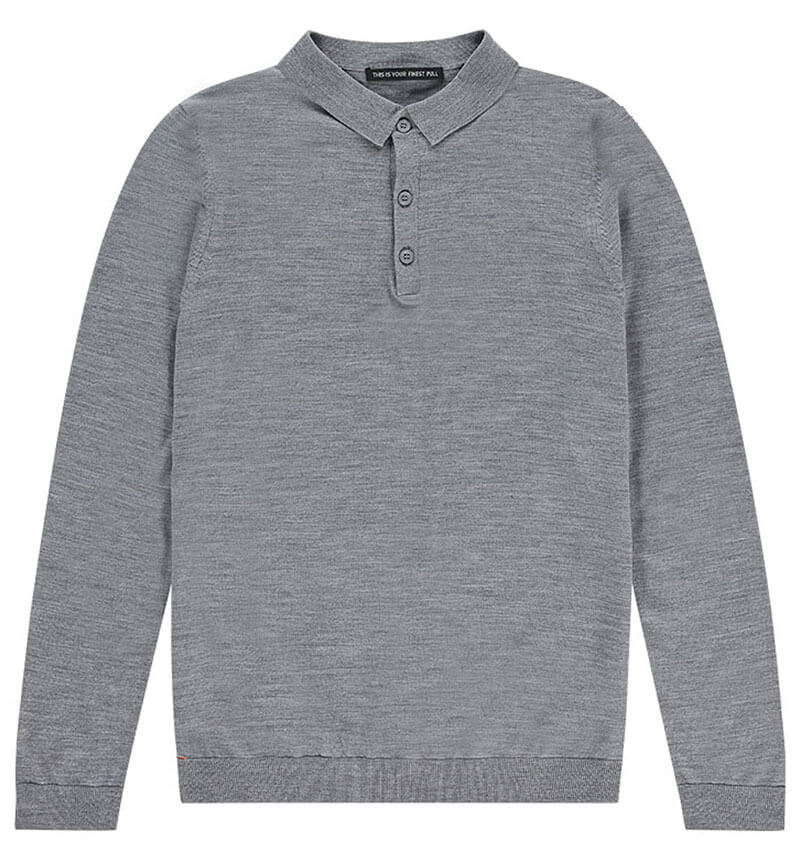 Riva Buttons Long Sleeve