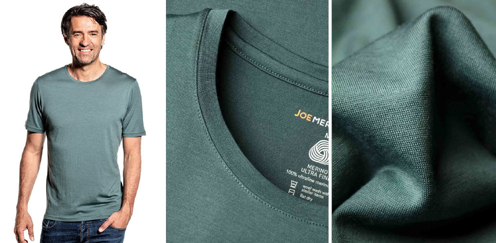 Joe Shirt Round Neck