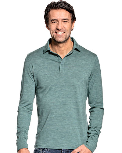 Joe Shirt Polo Long Sleeve