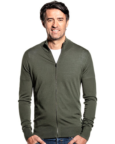 Joe Riva Cardigan Zip