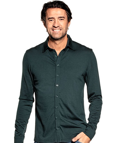 Joe Shirt Button Up